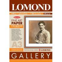 LOMOND 0910232 фотобумага гладкая фактура Smooth А3 (297 х 420) 216 г/м2, 20 листов