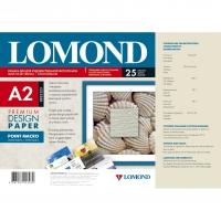 LOMOND 0932123 бумага глянцевая Пойнт макро Premium для струйной печати А2 (420 х 594) 230 г/м2, 25 листов