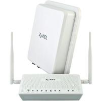 ZyXEL LTE6101 уличный LTE модем, с точкой доступа Wi-Fi 80211n и коммутатором Gigabit Ethernet