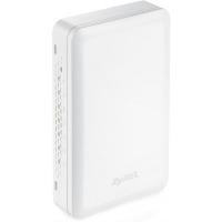 ZyXEL NWA5301-NJ настенная точка доступа Wi-Fi 80211b/g/n, встроенный PoE-коммутатор, телефонный порт