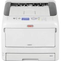 OKI C823dn принтер цветной светодиодный