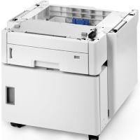 Тумба и встроенный 2-й лоток на 530 листов (Tall Cabinet and 2nd Paper Tray) для OKI MC851dn, MC860dn, MC861dn, 44020403