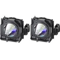 PANASONIC ET-LAD70W комплект из 2-х ламп для проекторов