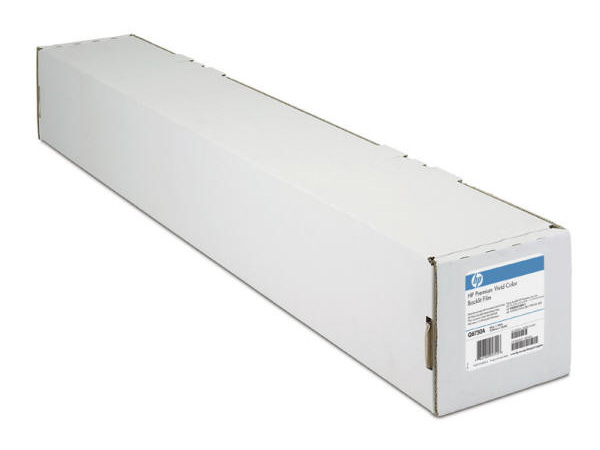 "HP Premium Vivid Color Backlit Film (Q8750A) плёнка 60"" (1524 мм) 285 г/м2, 30,5 метра"