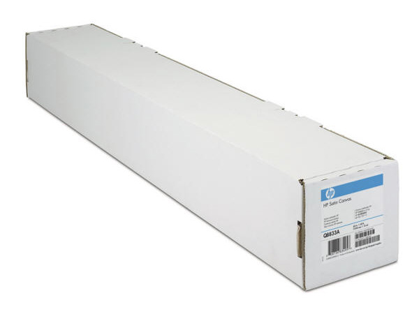 "HP Satin Canvas (Q8833AE) холст 60"" (1524 мм) 370 г/м2, 14,9 метра"