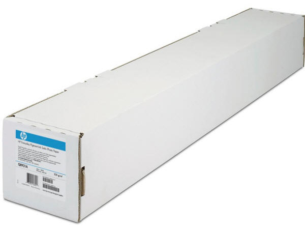"HP Everyday Pigment Ink Satin Photo Paper (Q8923A) бумага 60"" (1524 мм) 235 г/м2, 30,5 метра"