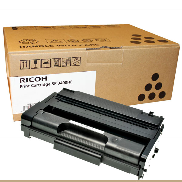 RICOH SP 3400HE тонер-картридж для SP 3400N, SP 3400SF, SP 3410DN, SP 3410SF, SP 3500N, SP 3500SF, SP 3510DN, SP 3510SF (5000 стр)