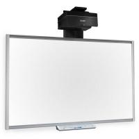 "SMART Board SBM685 интерактивная доска 87"" дюймов с проектором UX80 и без лотка"