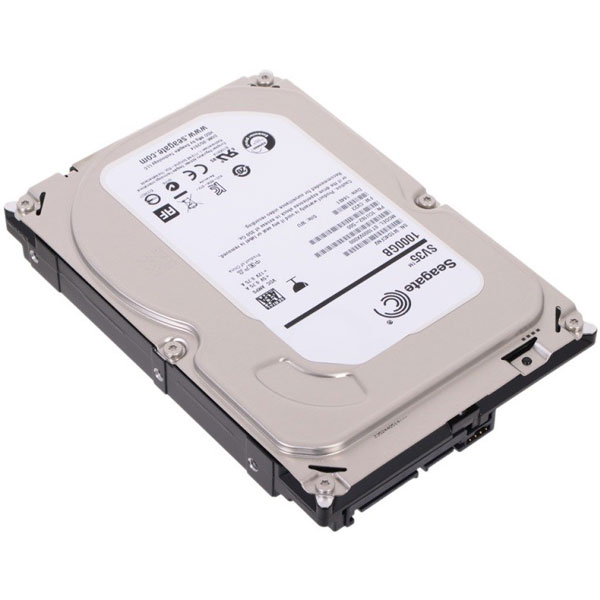 "SEAGATE ST3000VX000 жесткий диск Original 1 Тб, 3.5"", SATA-3, SV35 (7200rpm), 64Mb buffer"