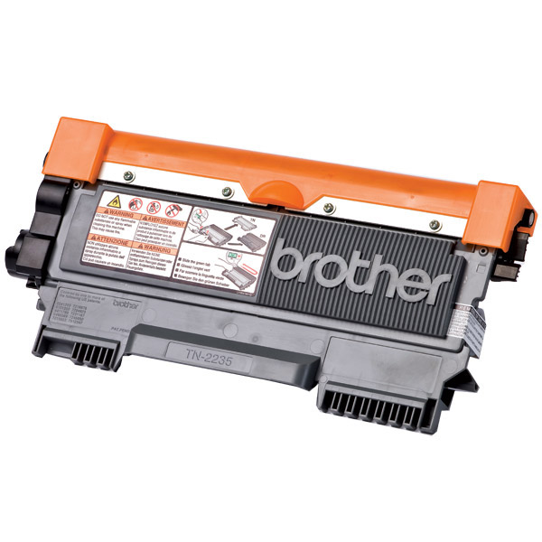 BROTHER TN-2235 тонер-картридж для HL-2240R, HL-2240DR, HL-2250DNR, DCP-7060DR, DCP-7065DNR, DCP-7070DWR, MFC-7360NR, MFC-7860DWR, FAX-2845R, FAX-2940R (1200 стр)