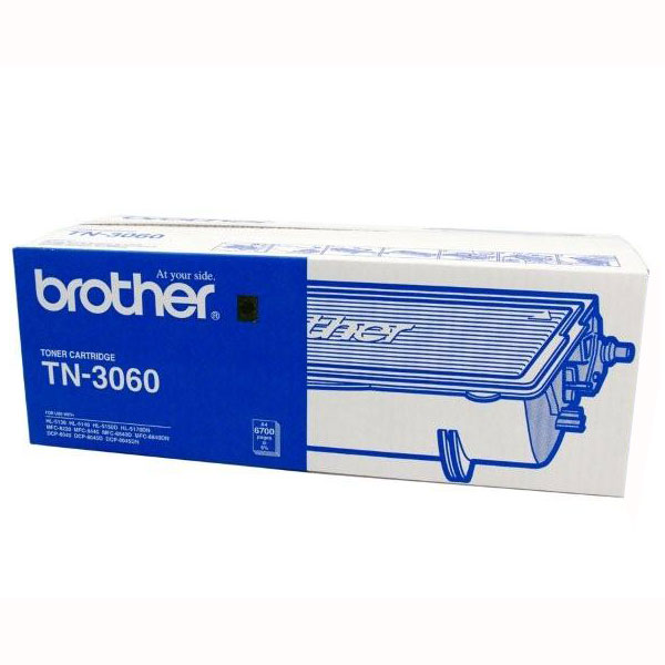 BROTHER TN-3060 тонер-картридж для HL-5140, HL-5150D, HL-5170DN, DCP-8040, DCP-8045D, MFC-8440, MFC-8840D, MFC-8840DN (6700 стр)