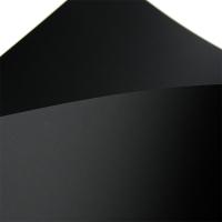 TOUCHE COVER бумага дизайнерская тактильная 66 х 101,6 см, 301 г/м2, 1 лист (цвет черный)