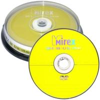 MIREX DVD+R диск 16x Cake Box 10 шт, UL130013А1L
