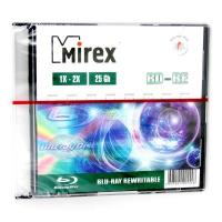 MIREX BD-RE 25 Гб диск 2x Jewel Case 1 шт, UL141101А2J
