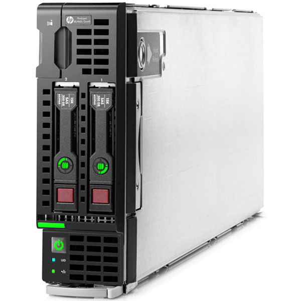 HP ProLiant BL460c Gen9 (727031-B21) сервер