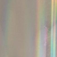CROWN ROLL LEAF фольга лазерное серебро (0,305 x 122 м) CRL26_03122
