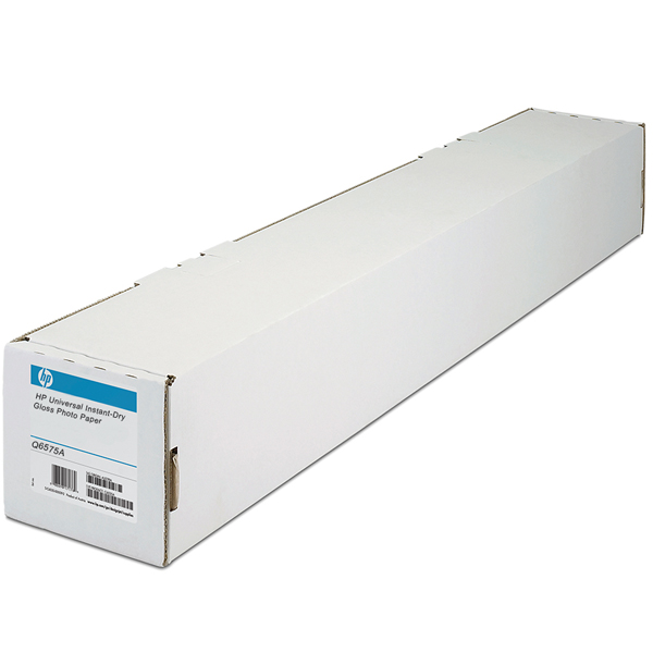 "HP Universal Instant-dry Gloss Photo Paper (Q6575A) бумага 36"" (914 мм) 190 г/м2, 30,5 метра"