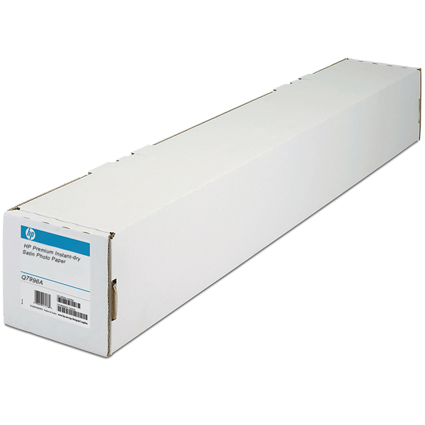 "HP Premium Instant-dry Satin Photo Paper (Q7996A) бумага 42"" (1067 мм) 260 г/м2, 30,5 метра"