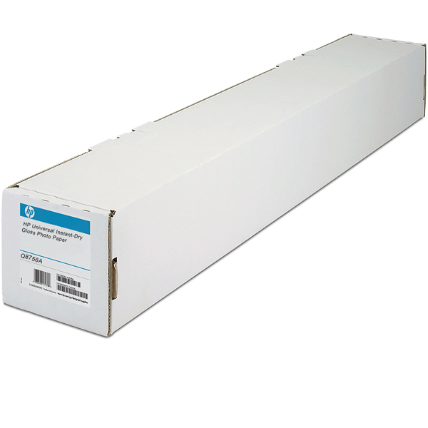"HP Universal Instant-dry Gloss Photo Paper (Q8756A) бумага 60"" (1524 мм) 190 г/м2, 61 метр"