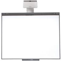 """SMART Board 480 интерактивная доска 78"""" дюймов с проектором U100"""