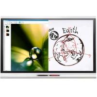 Интерактивная панель SMART kapp iQ 55 с функционалом маркерной доски и удаленным взаимодействием, диагональ 55