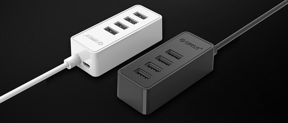 ORICO W5P-U2 USB-хаб на 4 порта