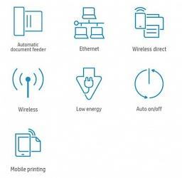Основные преимущества МФУ HP Color LaserJet Pro M180n