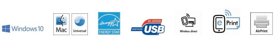 Совместимость с ПО и дополнительные функции МФУ HP Color LaserJet Enterprise M577dn