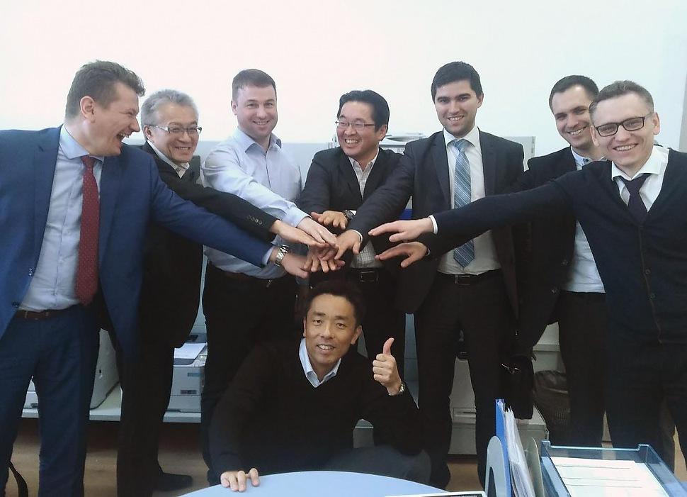 EPSON и LAD-RM - перспективы сотрудничества