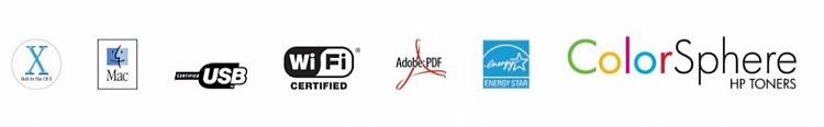 Совместимость с ПО и дополнительные функции лазерного принтера HP Color LaserJet Professional CP5225
